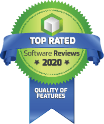 Top Rated Software Reviews Quality of Featrues