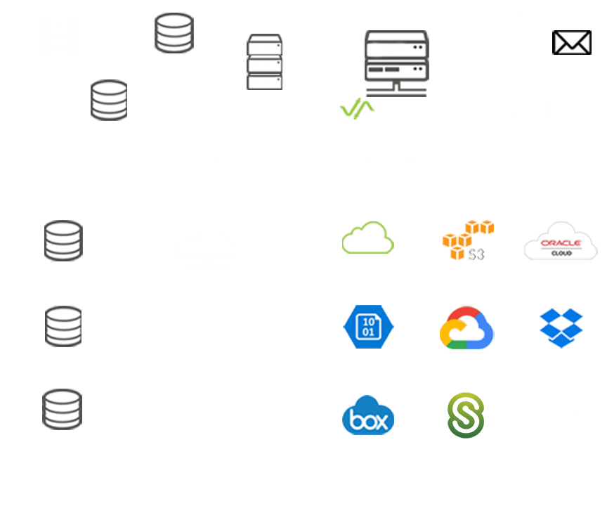 Diplomat MFT network layout overview with endpoints