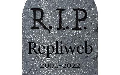 Qlik Repliweb: Another One Bites the Dust